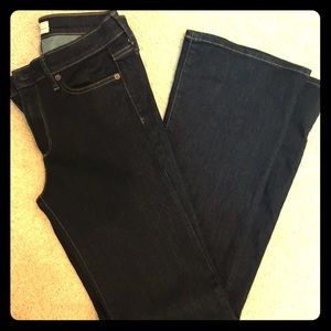 GAP Perfect Boot jeans - size 27